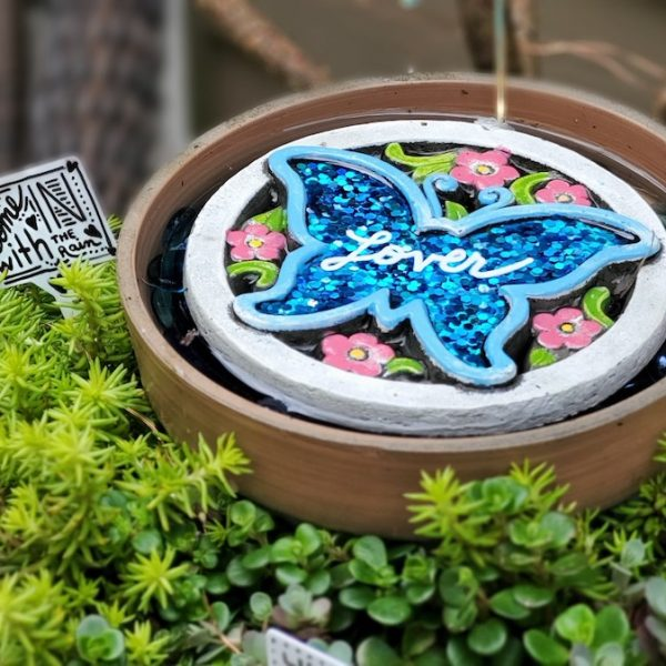 taylor swift lover craft, taylor swift lover project, taylor swift butterfly garden