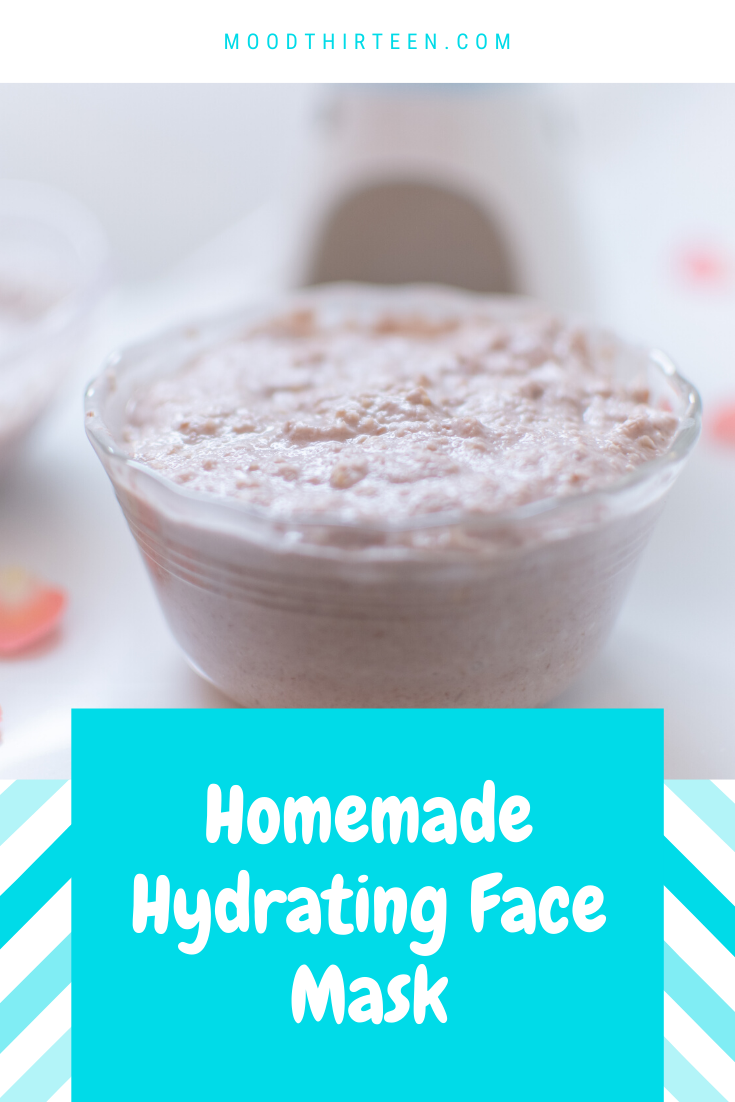 Homemade Hydrating Face Mask