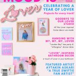 Lover Giveaway, Mood 13 Magazine Lover Issue August 2020